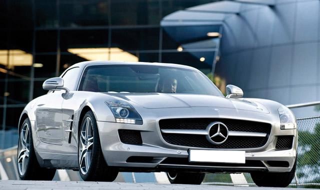Mercedes SLS AMG Final Edition : 350 unités… et puis s en vont !