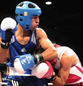 Les boxeurs nationaux à Bangkok et à Istanbul