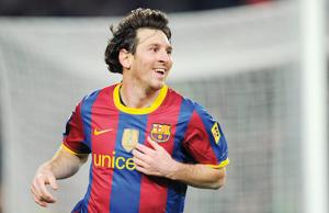 Lionel Messi veut gagner avec l'Albiceste