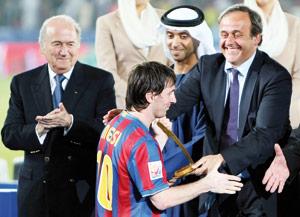 Le Barça et Messi sacrés champions