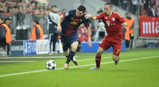 Meilleur joueur européen 2012-2013 : Messi, Ribéry ou Ronaldo ?