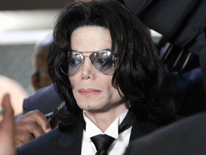 Michael Jackson en pleine forme