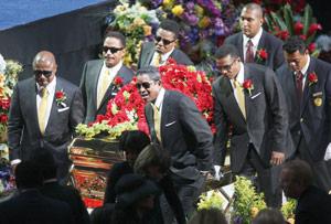 Michael Jackson sera enterré le 29 août à Los Angeles