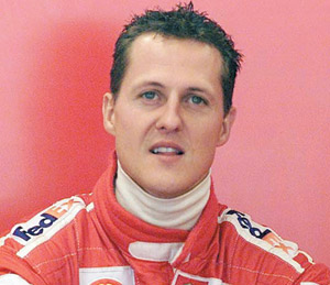 Michael Schumacher passe ses vacances en Croatie