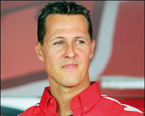 GP du Japon : Michael Schumacher rassure