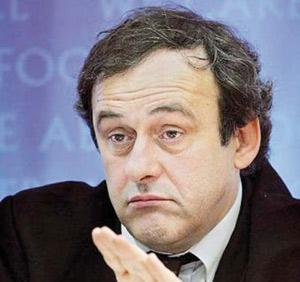 Situation financière du football : Michel Platini tire la sonnette d'alarme