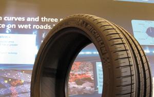 Michelin PS3 : le pneu qui révolutionne la conduite