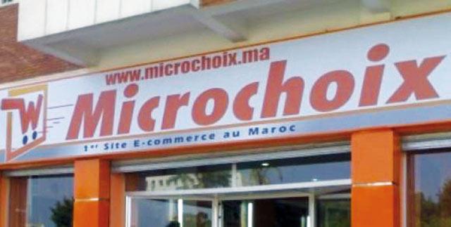 Distribution de produits informatiques et électroniques : Microchoix ouvre son 1er magasin franchisé à Meknès
