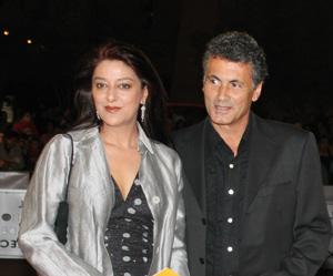Younès Mégri et son épouse Nadia : «J'ai longtemps rêvé de cette belle princesse»