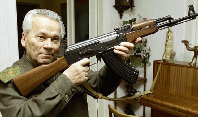 L'inventeur de la kalachnikov s'éteint à l'âge de 94 ans