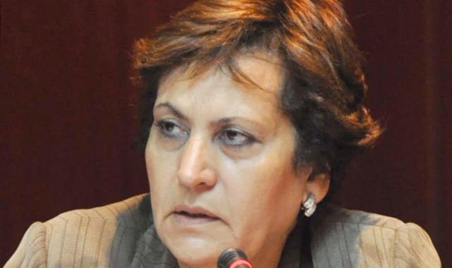 Milouda Hazib, présidente du groupe parlementaire du PAM