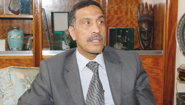 Moukharik au CA de l'Organisation arabe du travail
