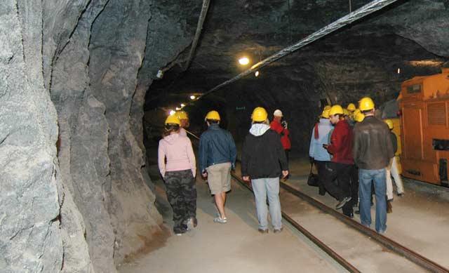 Les mines et carrières auront leur Salon