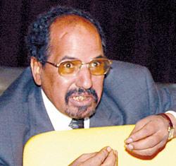 Sahara : Abdelaziz s'en prend à Annan