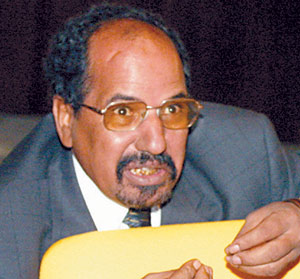 L'opposition au Polisario organise un congrès parallèle pour contrecarrer la mascarade de Tifariti