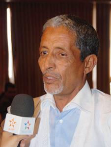 Mohamedvall Alghadi : «Il faut enquêter sur les horreurs du Polisario»