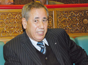 Mohamed Ansari : «On ne peut imaginer un Parlement sans opposition»