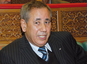 Entretien avec Mohamed El Ansari : «Il est tout à fait normal qu'il y ait entre le PAM et l'Istiqlal une querelle»