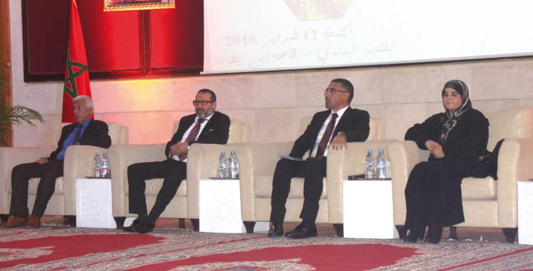 Nouveau plan d'action communal de Tanger: Les concertations sont lancées