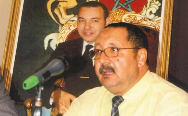 Mohamed Dardaki, président de l OCK