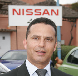 Nissan organise son propre show 4×4