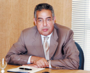 Larhouati : «le marché va encore progresser en 2007»
