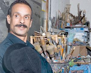 Mohamed Mansouri Idrissi : «Le concept soufi illumine mes oeuvres»