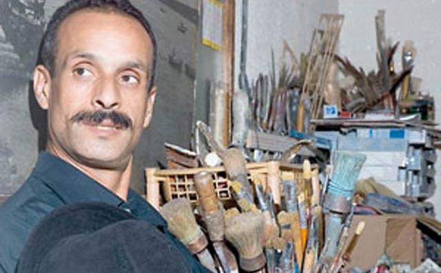 L'artiste-peintre Mohamed Mansouri Idrissi représente le Maroc à la biennale internationale de Pékin