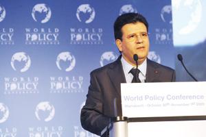 Le Souverain appelle à une nouvelle «mondialité à visage humain»