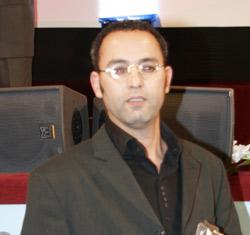 La danse de Mohamed Mouftakir