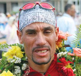 Mohamed Regragui, un cycliste hors pair