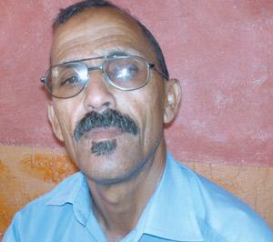Portrait : Mohamed Souiyeh, poète dans l'âme