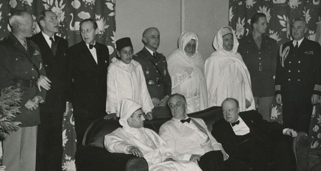 70ème anniversaire de la Conférence d Anfa : Quand Casablanca était  le centre du monde