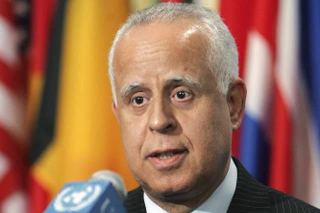 Loulichki élu président du Comité  du CS sur la lutte anti-terroriste