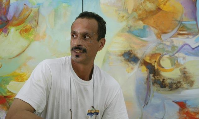 Mohammed Mansouri : Mon exposition traduit le résultat de mes recherches spirituelles