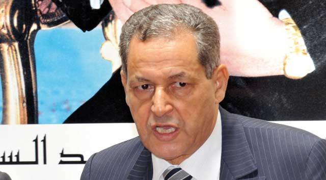 Congrès du Mouvement populaire : Mohand Laenser rempile
