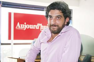 Mohamed Filali en mode «Cuisin'attitude»