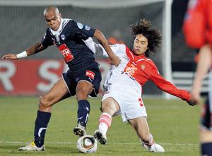 Monaco sort Bordeaux, l'OM chute à Lens