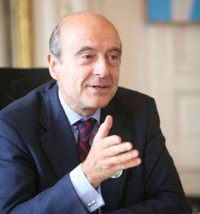Alain Juppé joue les solidaires indépendants