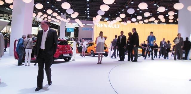 Mondial de l automobile : «Tout commence à Paris»