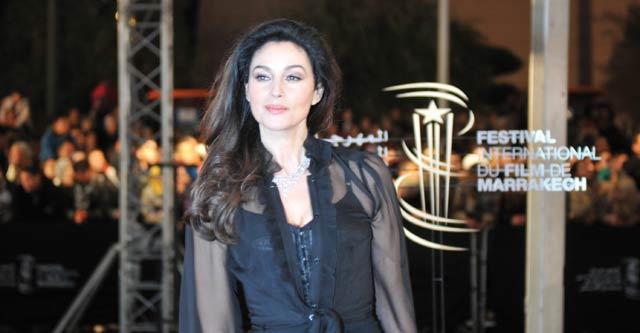 Monica Bellucci : «Je fais un métier qui est tout  à fait basé sur l émotion»