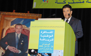 Le départ de Housni Benslimane de la FRMF va accélérer la réforme de la gouvernance du sport