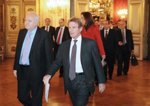 Paris et Madrid réitèrent leur soutien au Maroc