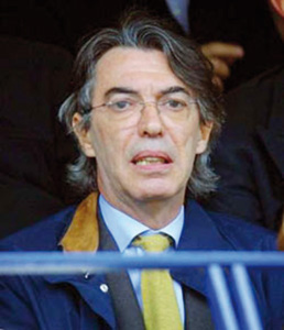 Moratti n'imagine pas l'Inter sans Ibrahimovic