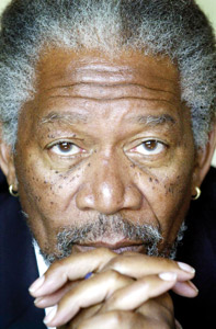 Morgan Freeman grièvement blessé dans un accident de voiture