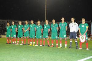 L'équipe nationale reléguée à la 63ème place