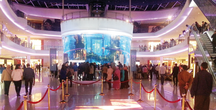 Le Morocco Mall Tax Free opérationnel