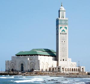 Téléx : du nouveau à la mosquée Hassan II