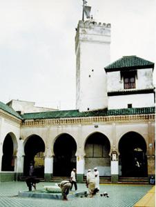 Fès : l'oratoire devenu mosquée des Andalous