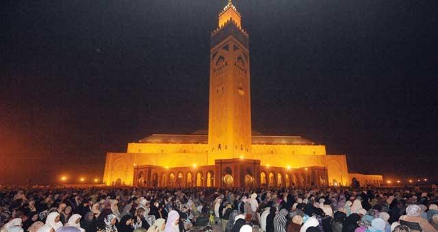 Religion : Pour 89% des Marocains, l Islam occupe une place  primordiale dans leur vie